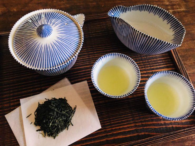お茶の時間で繕いを 6月 梅雨に愉しむ「玉露」