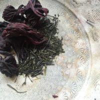 お茶の時間で繕いを、9月「いつものお茶にひと工夫」