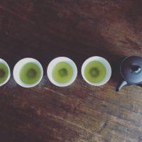 お茶の時間で繕いを2月 美味しいだけじゃないお茶の活用法